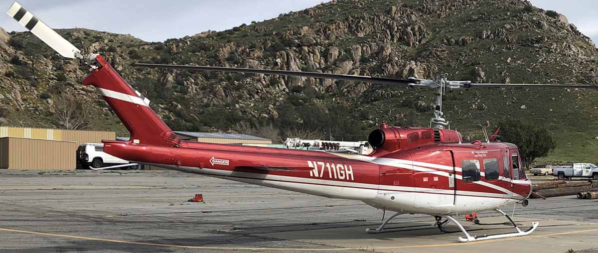 Photo of N711GH-Guardian-Helicopter, a Bell UH-1H