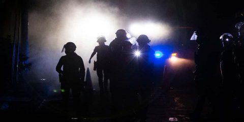 Photo of Portland police