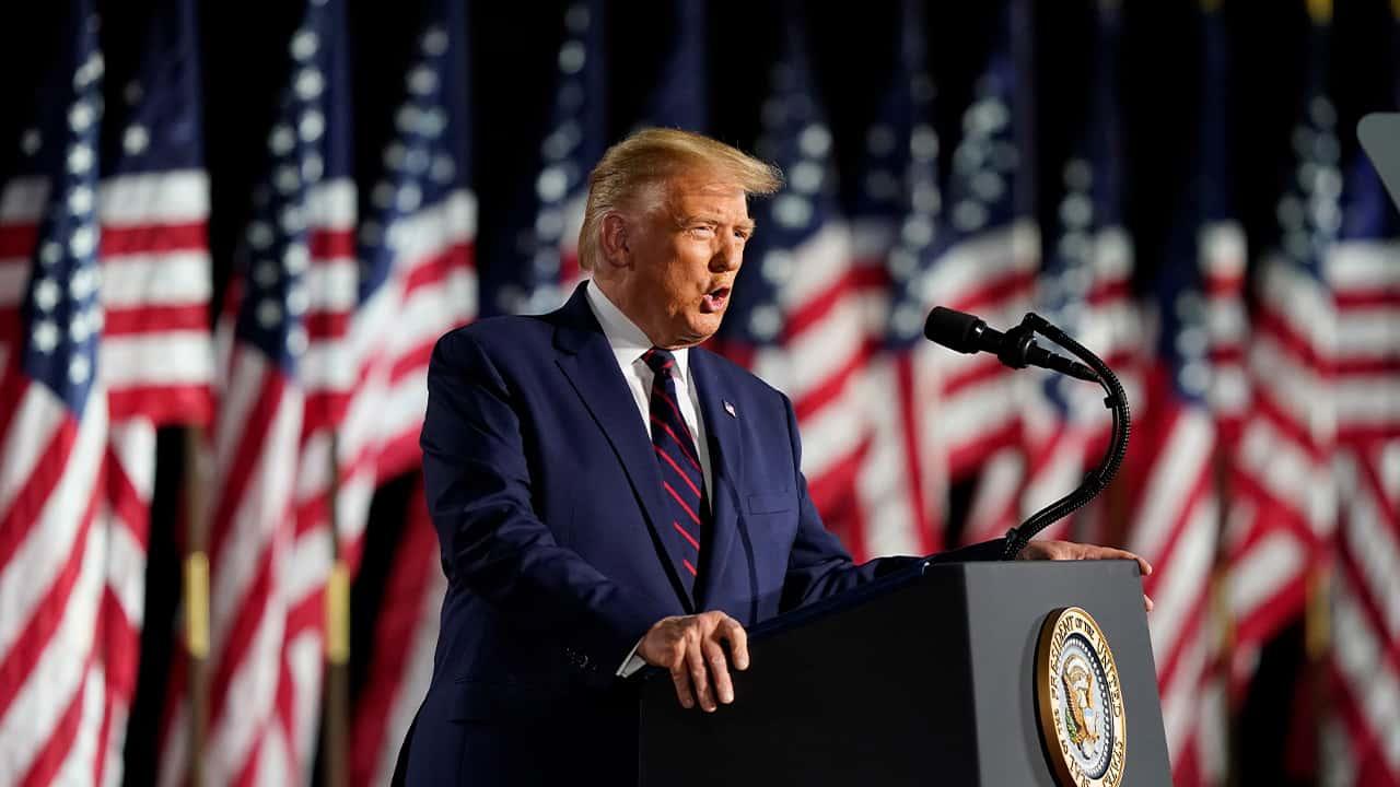 Photo of President Donald Trump