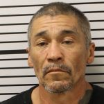 Booking photo for Paul Bella of Porterville, California