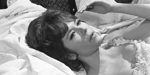 Photo fo Diana Rigg in 1968