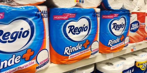 Photo of toilet paper