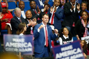 Photo of Gov. Kevin Stitt