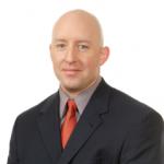 Portrait of Mark A. Riley, senior vice president, Bank of America