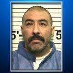 Booking photo of Salvador Castro Jr.
