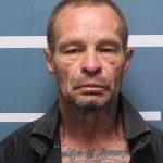 Tulare County Jail booking photo of Larry Wayne Robinson